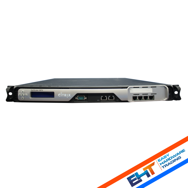 Citrix Load Balancing Device MPX 5500 - Easyhardwaretrading com